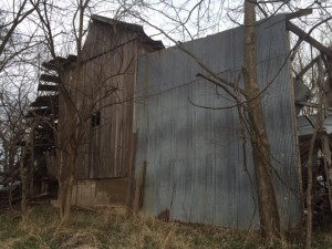 Old Barn - lumber source