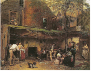 Old Kentucky Home - Negro Life in the South (1859)