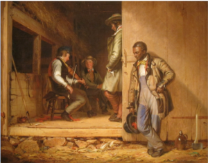"""The Power of Music"""" 1847 by William Sidney"""