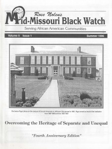 MidMissouri Black Watch